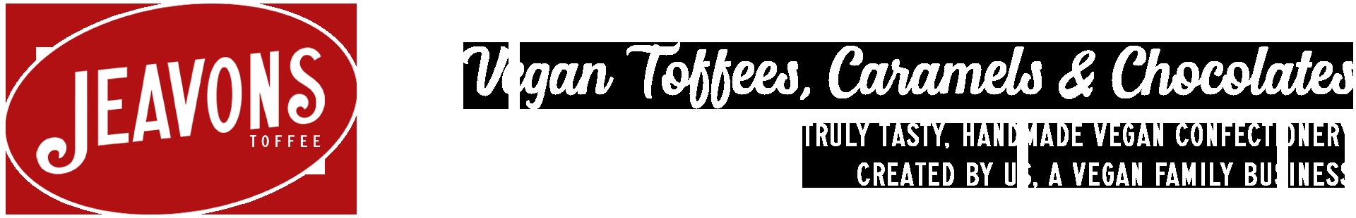 Vegan Dairy-Free Toffees